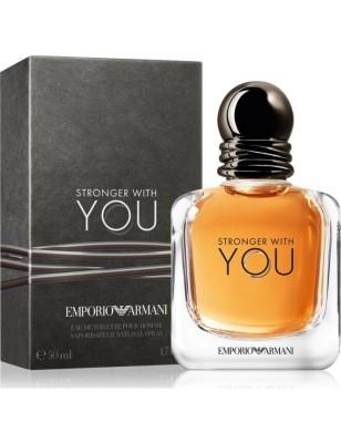 Parfum GIORGIO ARMANI STRONGER WITH YOU