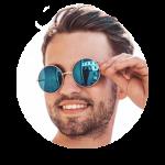Optique : Lunettes de soleil, lunettes de vue et lentilles